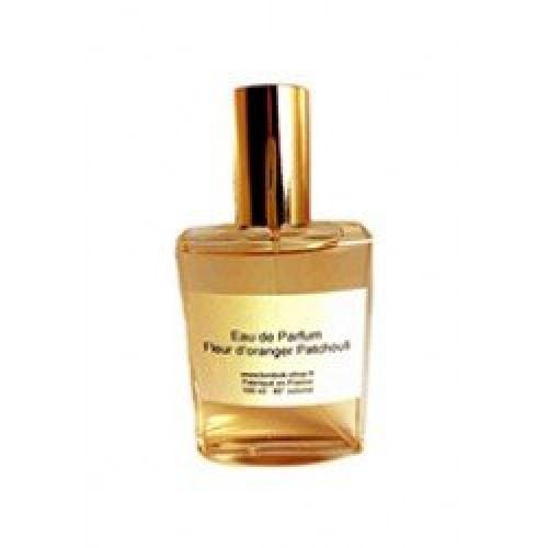 Eau de parfum Fleur d'oranger patchouli 100 ml