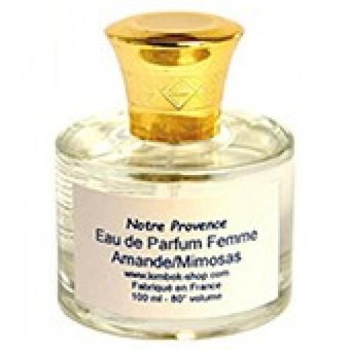 Eau de parfum Amande Mimosa