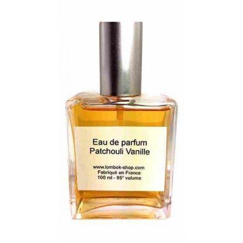 Eau de parfum Patchouli Vanille 100 ml
