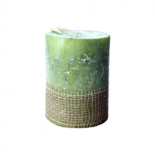 Bougie eucalyptus huiles essentielles