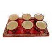 Céramique rouge Vallauris