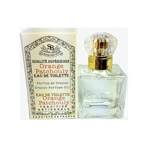 Eau de toilette Orange Patchouli