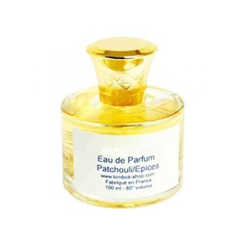 Eau de parfum Patchouli Epices