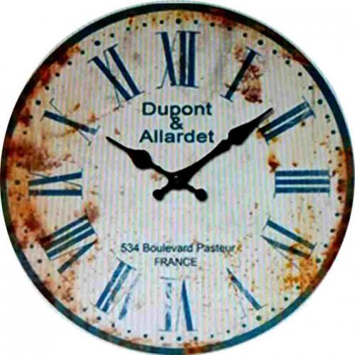 Clock vintage Dupont