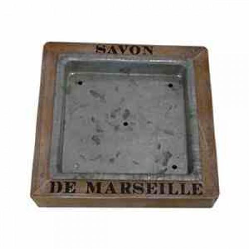 Porte savon de marseille