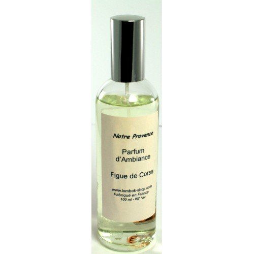 Parfum d'ambiance Figue de Corse spray 100 ml