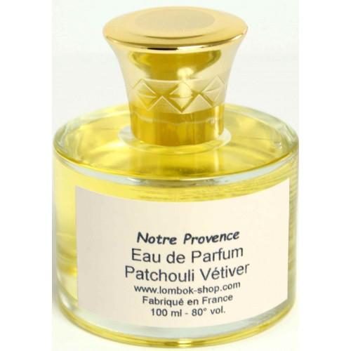 Eau de parfum Patchouli