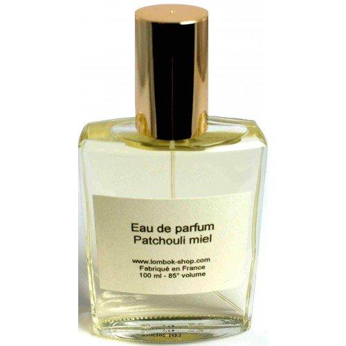 Eau de Parfum Patchouli miel