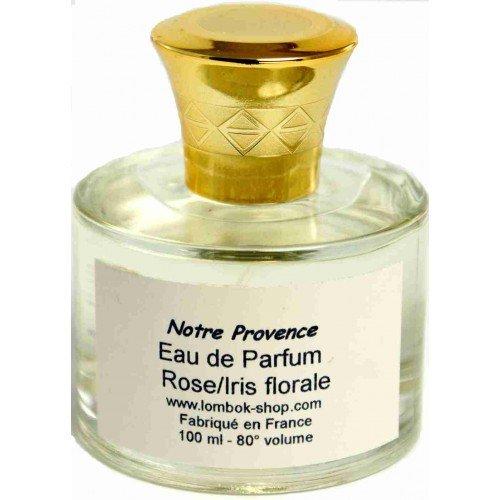 Eau de parfum Rose Iris florale