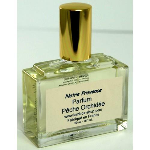 Parfum Pêche Orchidée spray 50 ml